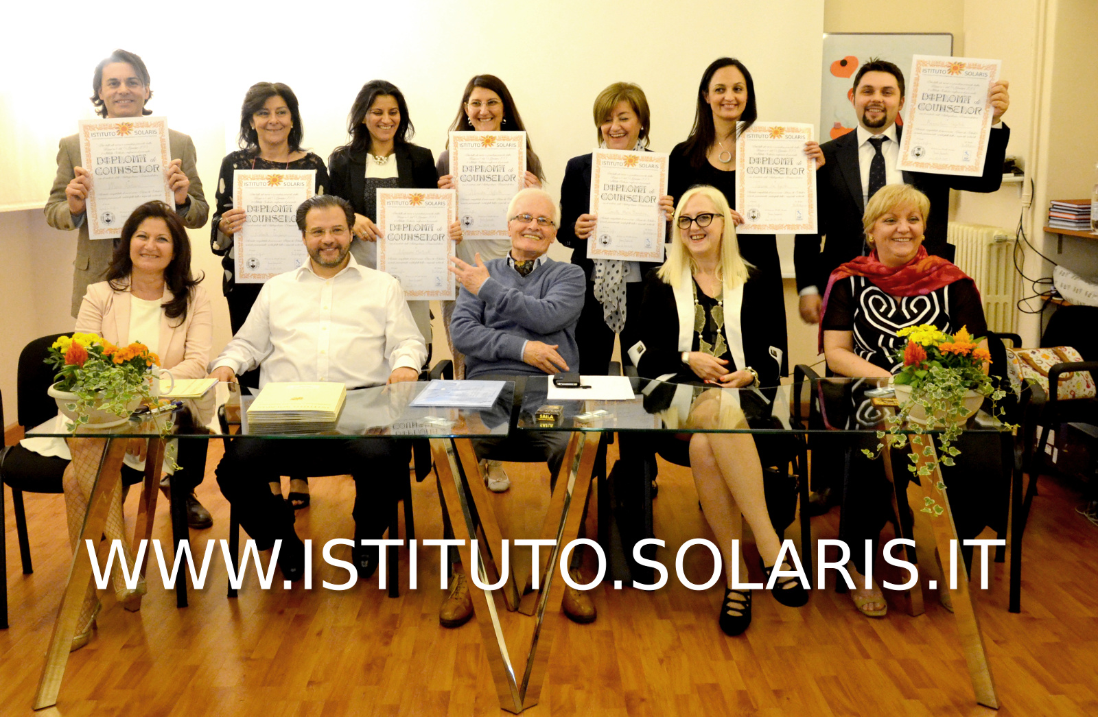 Scuola Counseling diplomi